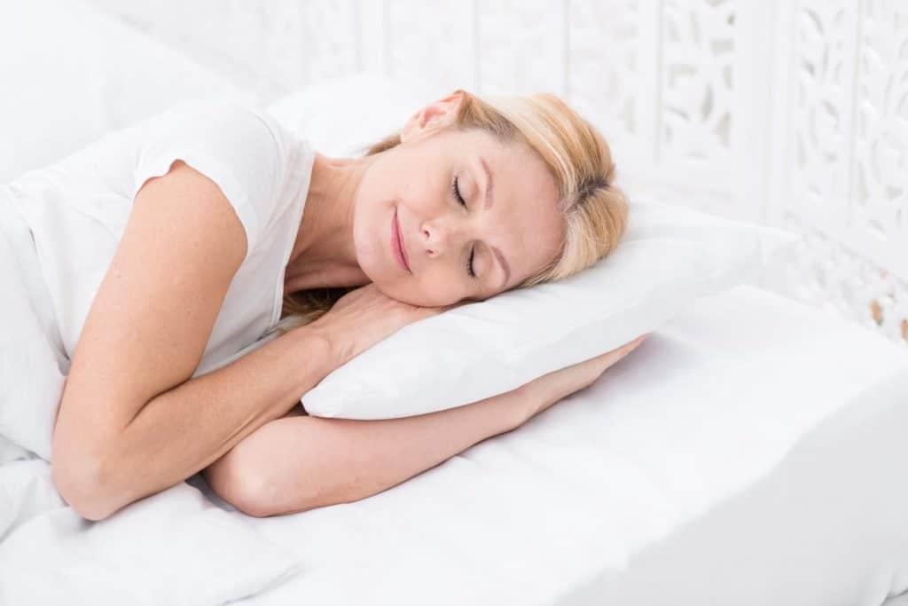 bruciare grassi dormendo