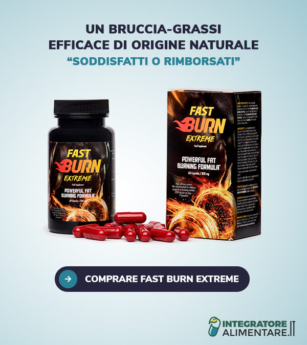 comprare fast burn extreme