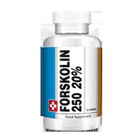 1 confezione Forskolin 250