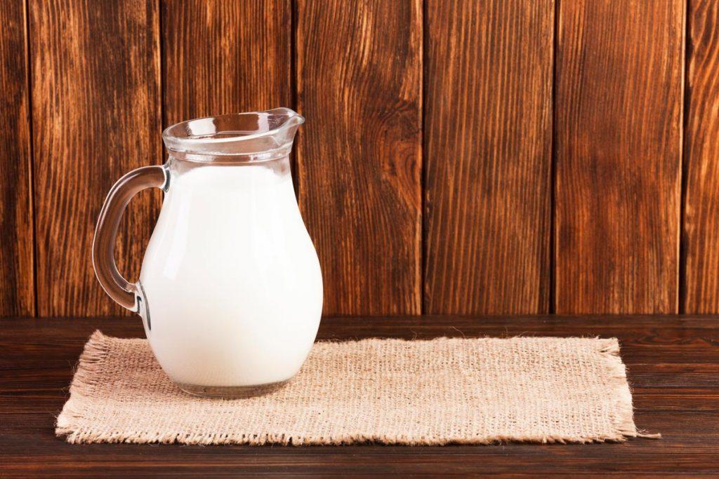 latte brucia grassi
