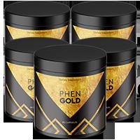 5 confezioni PhenGold