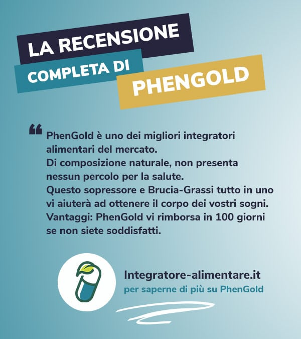 recensione phengold