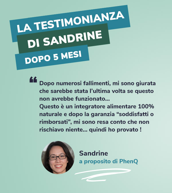 testimonianza phenq